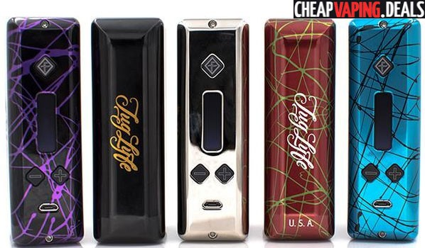Flawless Tuglyfe DNA 250 Box Mod $174.99 & Free Shipping