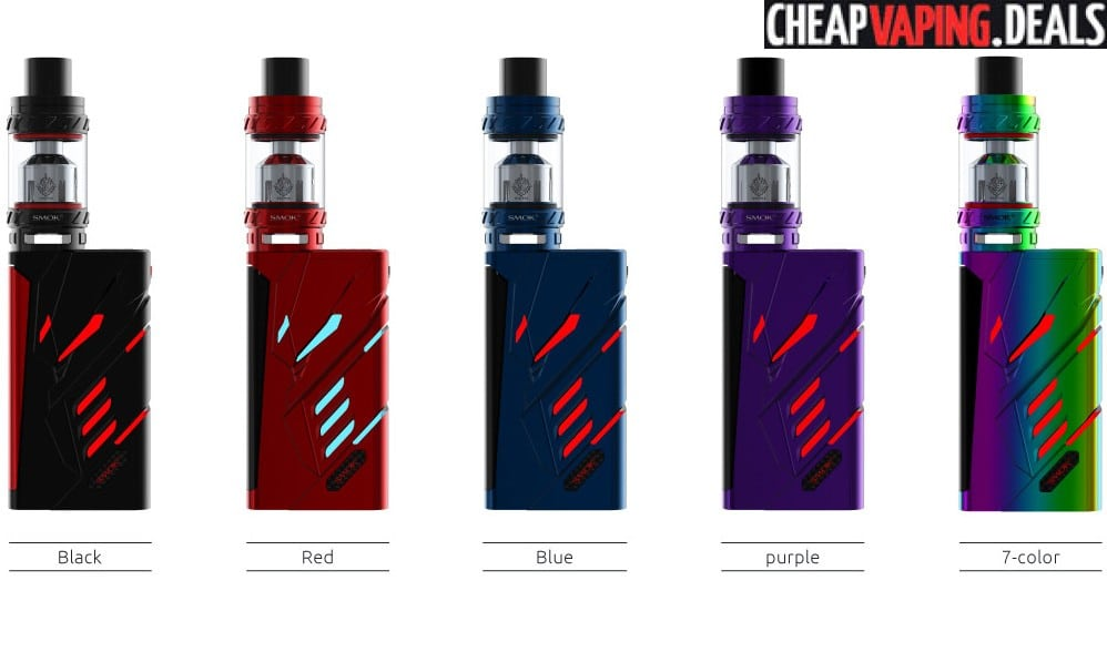 Smok T Priv Kit With Tfv12 Cheap Vaping Deals