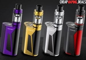 US Store Blowout: Smok GX350 350W Box Mod Kit w/ TFV8 Tank $40.50