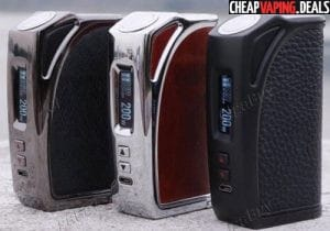 ThinkVape MKL200 200W Box Mod $49.99