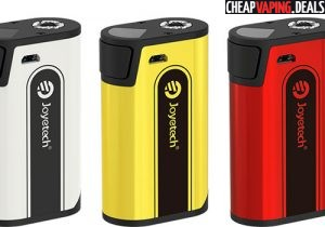 US Store: Joyetech CuBox 3000mAh Box Mod Kit With Cubis 2 Tank $19.99