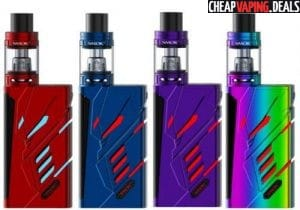 US Shipper: Smok T-Priv 220W Box Mod Kit $39.99