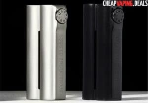 US Store: Squid Industries Double Barrel 2.1 150W Box Mod $89.95 & Free Shipping