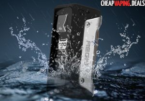 Blowout: Geekvape Aegis 100W Waterproof/Shockproof Box Mod $36.99 & Free Shipping
