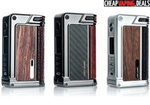 Lost Vape Paranormal DNA 75C Box Mod $129.99