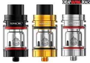 Still Going - US Store Blowout: Smok TFV8 X-Baby Tank $4.99