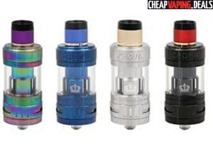 US Store Blowout: Uwell Crown 3 Mini Tank $9.99