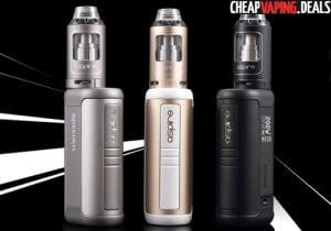 Aspire Speeder 200W Box Mod $28.99 | Kit $39.99