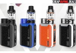 US Store Blowout: Vaporesso Swag 80W Box Mod Kit $25.46