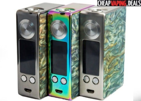 US Store: Aleader Funky 160W Resin Box Mod $39.99 & Free Shipping