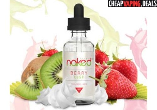 New Flavor Naked 100 Berry Lush E Juice 10 99 60ml