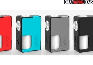 Vandy Vape Pulse BF Squonk Box Mod $20.99 & Free Shipping