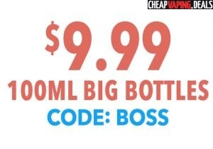 Breazy: 100ML E-Juice Bottles $9.99