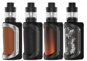 Blowout: Geekvape Aegis 100W Waterproof Box Mod $40.99 & Free Shipping