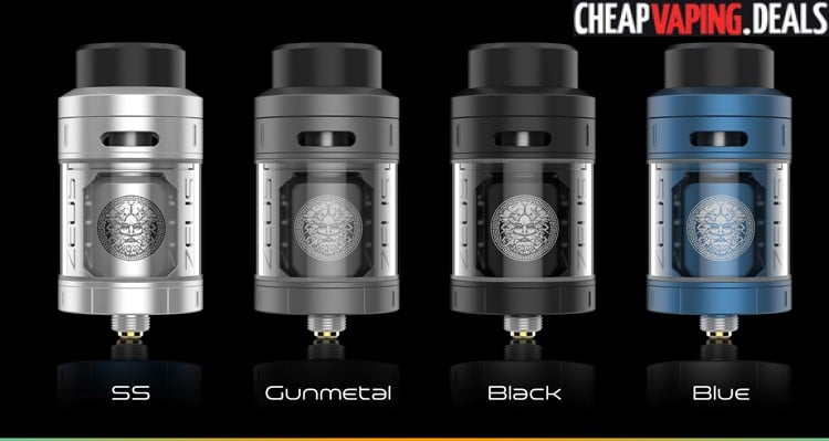 US Store: Geekvape Zeus RTA $22 65 - Cheap Vaping Deals