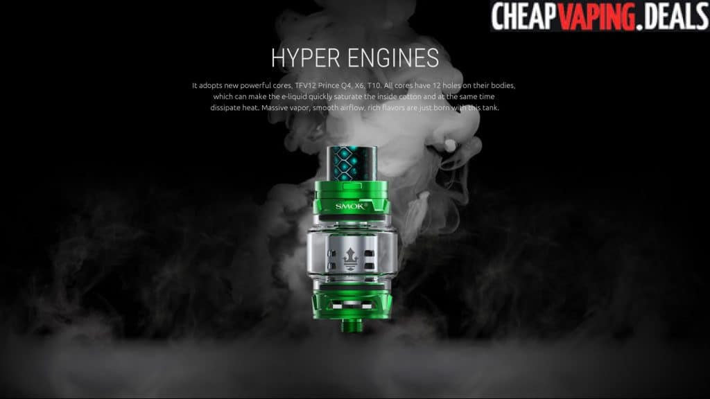 Smok Tfv12 Prince Coils Cheap Vaping Deals
