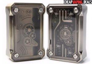 Tesla Punk 220W Box Mod $43.30