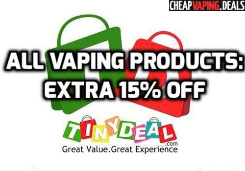 Tinydeal coupon may 2018