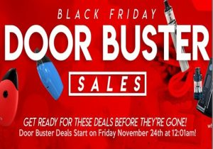 EightVape: Door Busters & Black Friday Sale. Cheap Prices!