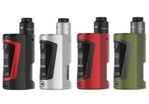 Blowout: GeekVape GBOX 200W Squonk Box Mod $36.99 / Kit $43.99