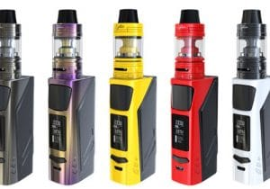 Ijoy Elite PS2170 100W Box Mod Kit $18.91