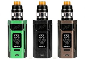 Today Only - US Store: Wismec Reuleaux RX2 20700 200W Box Mod $23.70