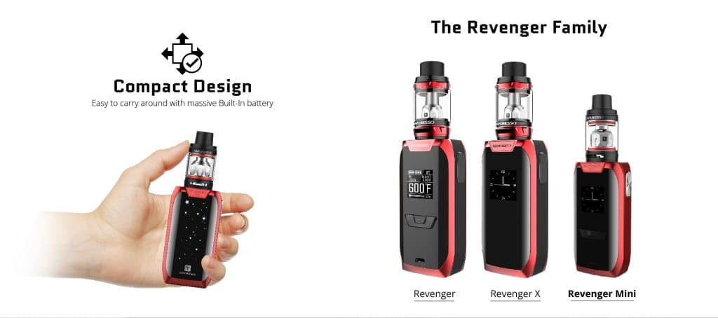 Vaporesso Revenger Mini Comparison Cheap Vaping Deals