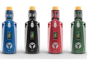 US Store: Pioneer4You IPV Xyanide 200W YiHi SX460 Chip Box Mod $53.99 & Free Shipping
