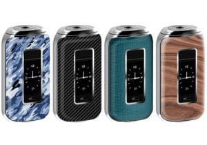 Aspire Skystar 210W Touch Screen Box Mod $55.00