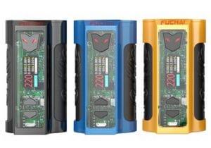 US Store: Sigelei Fuchai MT-V 220W Box Mod $25.50