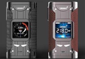 Smoant Cylon TC218 218W Box Mod $64.99