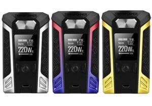 Vaporesso Switcher (Transformer) 220W Box Mod $23.39
