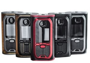 US Store: Lost Vape Modefined Lyra 200W Box Mod Kit $59.87
