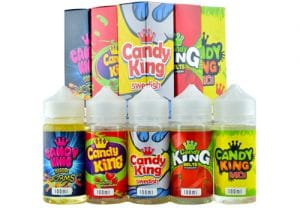 Candy King E-Juices $7.86/100mL (USA)