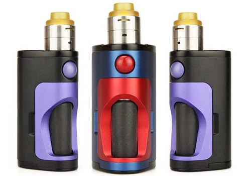 Dovpo Armour BF Squonk Mod Kit $52 77 - Cheap Vaping Deals