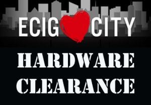 Ecig-City: Hardware Clearance Sale