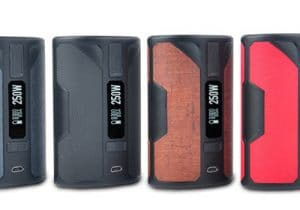 Blowout: S-Body VapeDroid C3D1 DNA 250 250W Box Mod $59.99