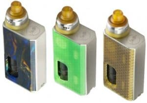 Wismec Luxotic BF Squonk Box Mod $29.00 / Kit $42.80 & Free Shipping