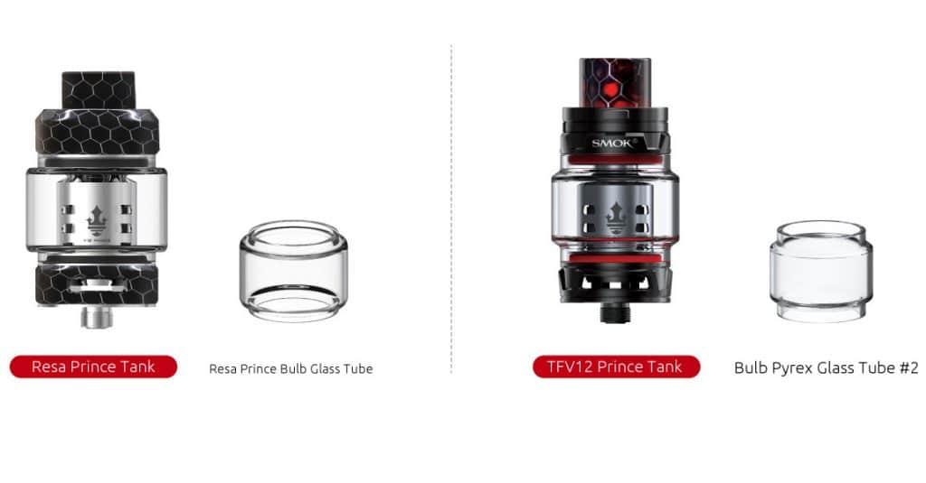Αποτέλεσμα εικόνας για SMOK Resa Prince Tank