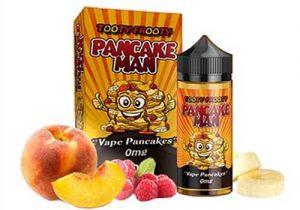 Tooty Frooty Pancake Man E-Juice By Vape Breakfast Classics $4.99/120ml (USA)