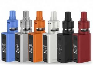 Joyetech Evic Basic 1500mAh 40W TC Kit $7.99 (USA)