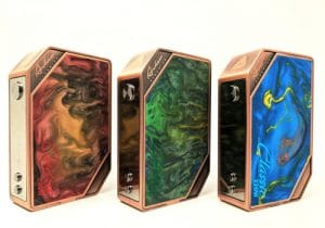 Limitless Classic V2 220W Resin Box Mod $37.66