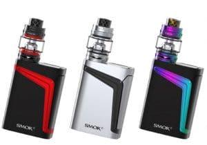 Smok V-Fin 160W 8000mAh Box Mod $26.91 | Kit $35.91