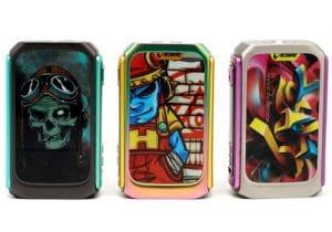 Vzone Graffiti 220W Box Mod $75.65