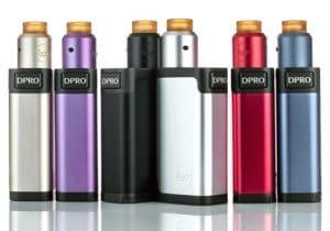 US Store: CoilArt DPRO 133 Premium RDA Kit $13.50