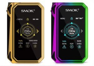 US Store Blowout: Smok G-Priv 2 230W Touch Screen Box Mod $44.99 & Free Shipping