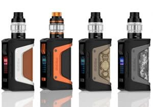 Geekvape Aegis Legend Waterproof 200W Mod Mesh Kit $42.90