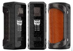 US Store: Geekvape Aegis 100W Waterproof Box Mod $27.00