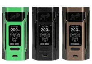Wismec Reuleaux RX2 20700 200W Box Mod $20.72
