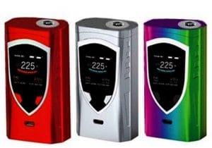 Smok Procolor 225W Box Mod $9.99